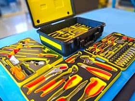 Tool Cutouts