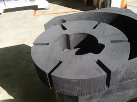 Large Tooling Foam Insert
