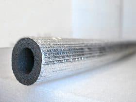 Foil Foam Insulation Tubing