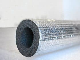 Foil Foam Insulation Tubing