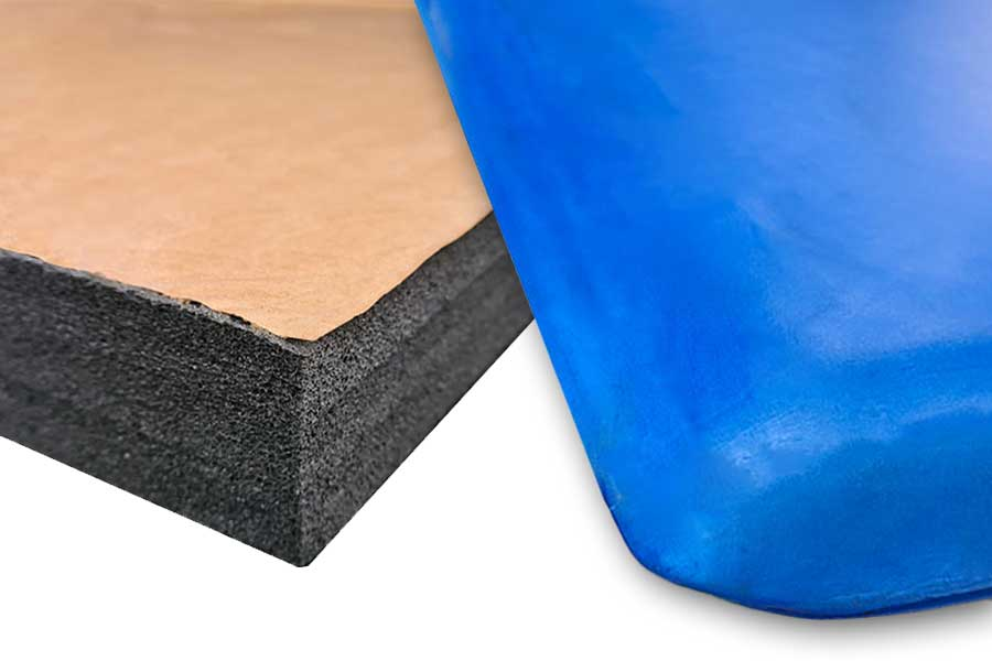 PE30 8mm Black | Polyethylene PE Foam 1