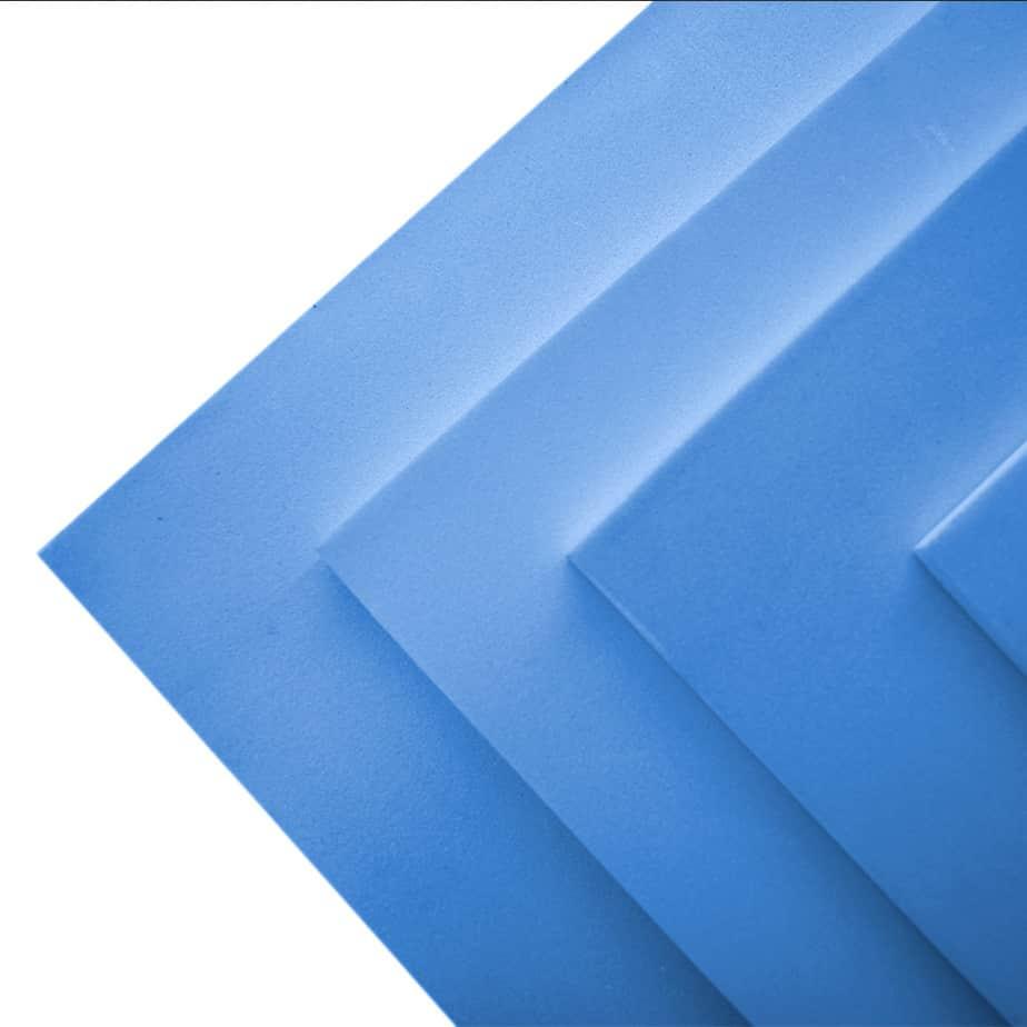 EVA Foam - EVA30 15mm Blue Clearance Special