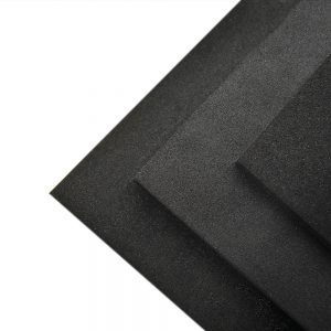 PE30 18mm Black - Polyethylene PE Foam | Discount Foam